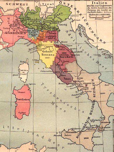 Italiens Historie Er Dirrende Spaending Isaer Hos Ciao Italien Dk
