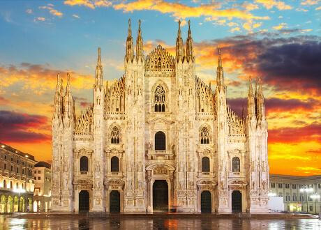 Milano Sevaerdigheder Mode Og Storbyferie Ciao Italien Dk