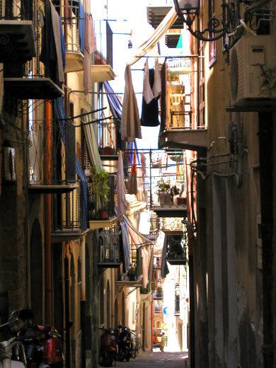 de gyldne løver byens gader