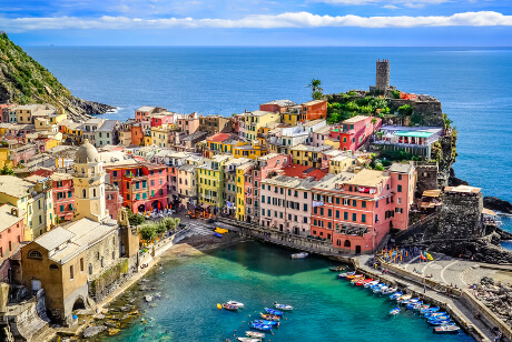 bedste ferie italien